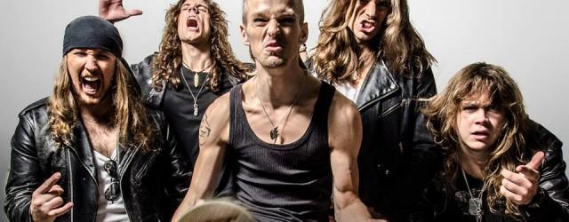 Una delle band più quotate nel panorama dell'hard rock melodico mondiale!