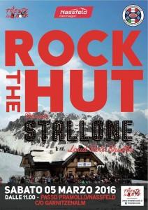 rock the hut 2016