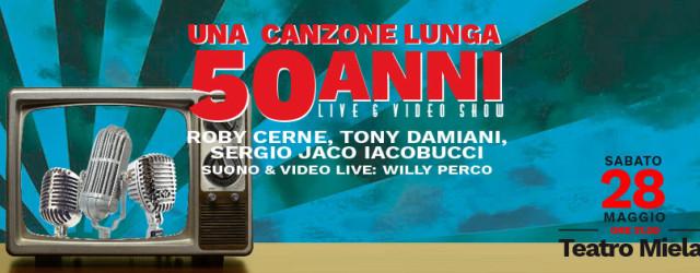il nuovo progetto musicale di 3 cantanti triestini sulla scena da quasi 50 anni.