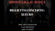 Biglietto per il concerto degli Amaranthe a prezzo stracciato!