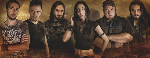 la band triestina punta di diamante del movimento symphonic metal nazionale!