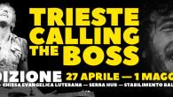 Dal 27 aprile all' 01 maggio a Trieste!