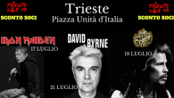 Un tris di concerti incredibile ...