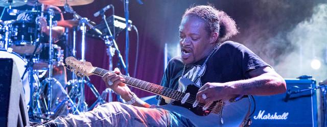 Uno dei migliori chitarristi del mondo!