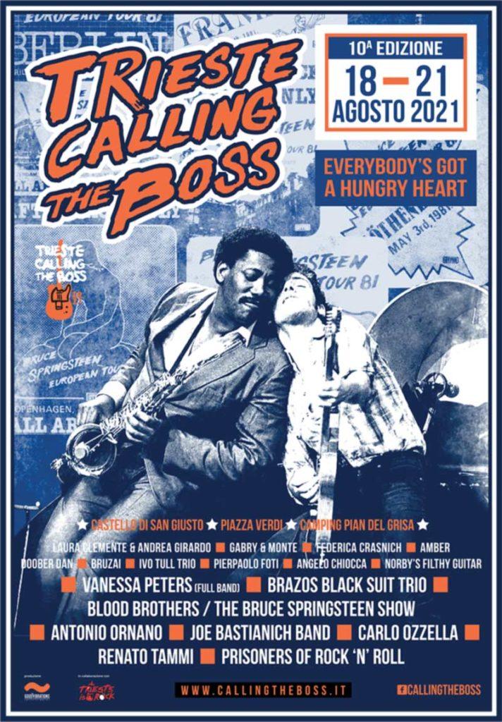 Trieste Calling The Boss